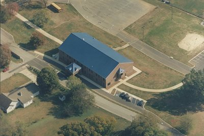 JDH Company Installed the roof on Boyd Buchanan High School
