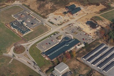 JDH Company installed the entire roof at the Catoosa County Health Dept and Senior Center.